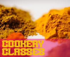Cookery club classes by Parveen Ahmed