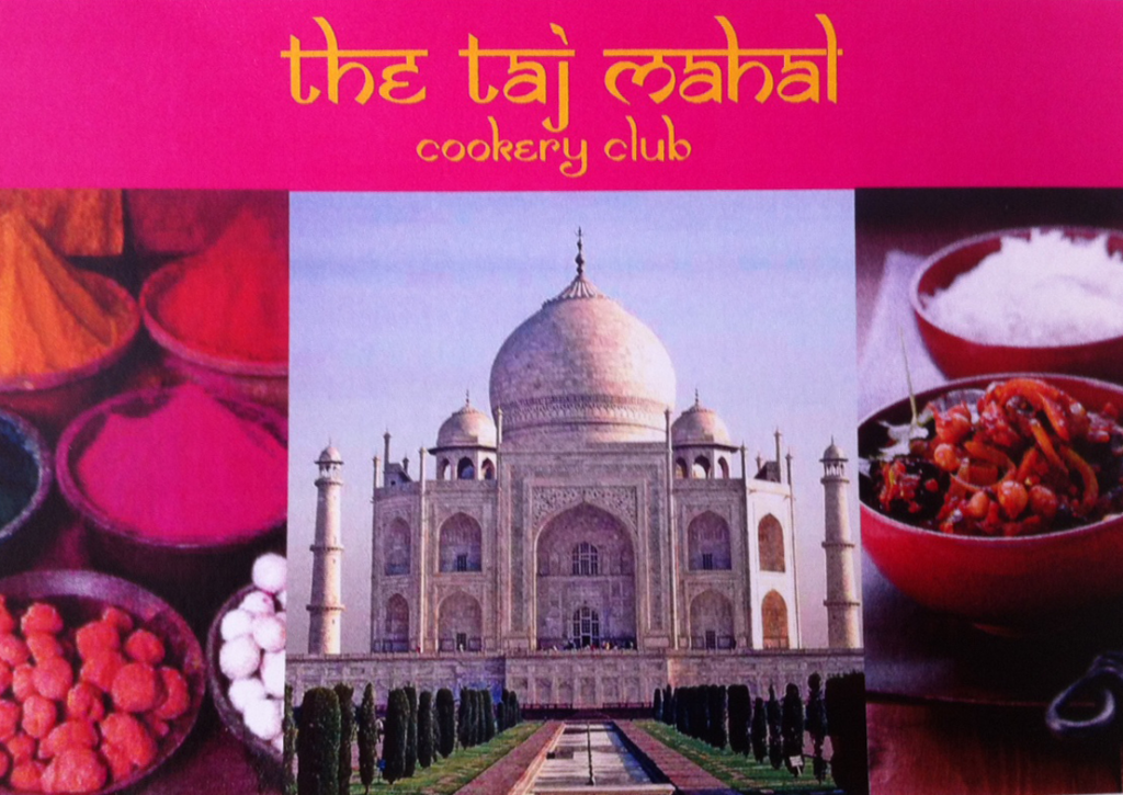 Taj Mahal Cookery Club